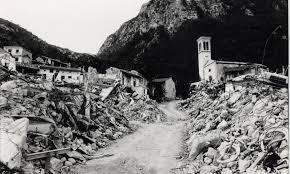 Il Terremoto del Friuli, 40 anni dopo