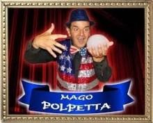 Spettacolo con il MAGO POLPETTA