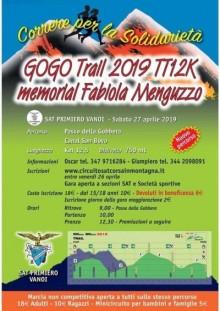 GOGOTRAIL TT12K