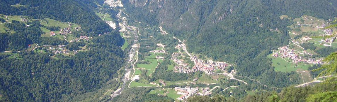 Veduta dal Monte Totoga